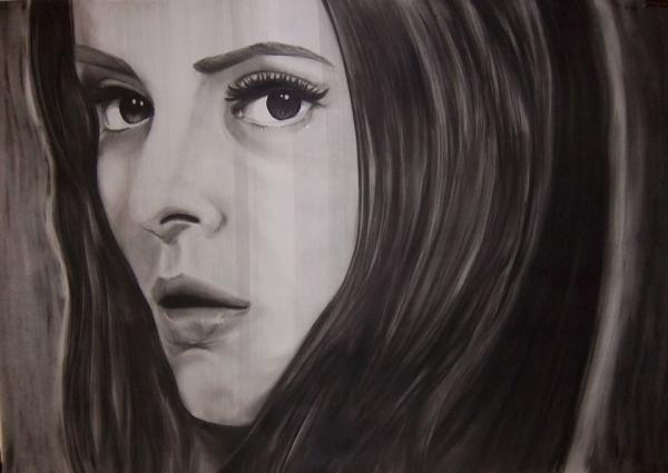 Soledad Miranda by edwood.zero